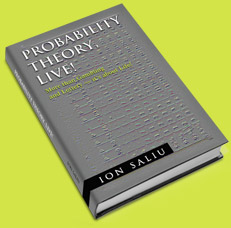 Ion Saliu's Probability Book has valuable philosophical implications, but the start is in Greek philosophy.